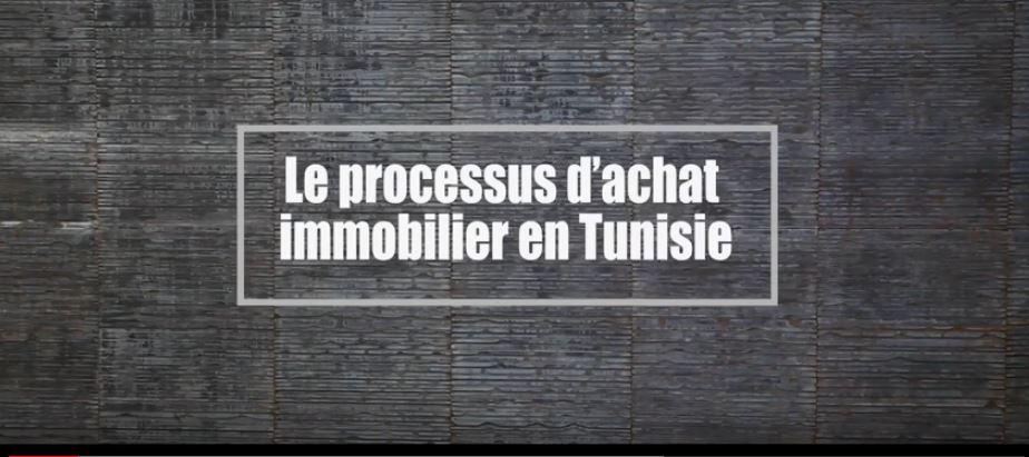 Le processus d'achat immobilier en Tunisie