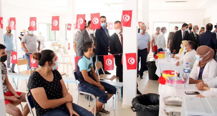 Covid19 Vaccination Tunisie