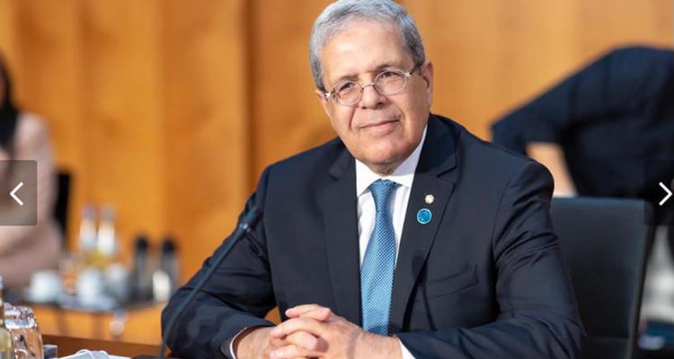 وزير الخارجية عثمان الجرندي يؤكد على مساندة تونس لشقيقتها ليبيا