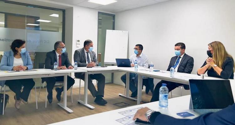 سفير تونس بفرنسا يؤدي زيارة عمل إلى مقر مؤسسة مرسيليا للتجديد