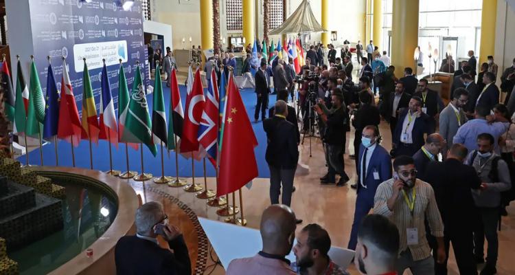 بمشاركة تونس: انطلاق فعاليات  ''مؤتمر دعم استقرار ليبيا''