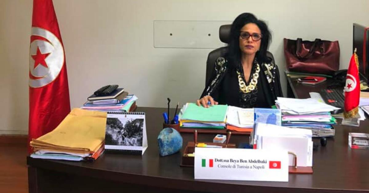 Coronavirus : le consulat de Tunisie à Naples sera fermé