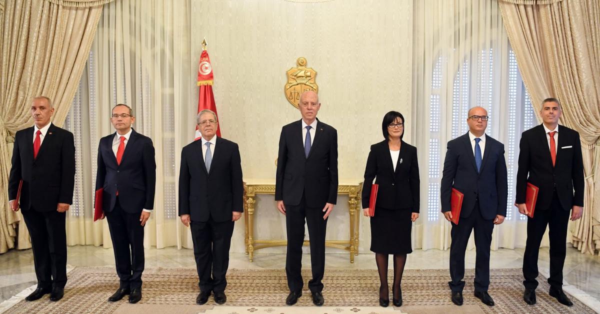قصر قرطاج: تسليم أوراق إعتماد 5 سفراء