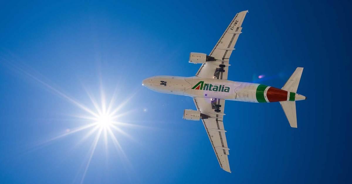 تكثف رحلاتها إلى الوجهة التونسية هذه الصائفة Alitalia