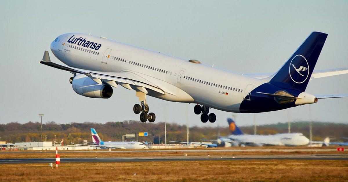 La Compagnie Lufthansa reprend ses vols vers la Tunisie