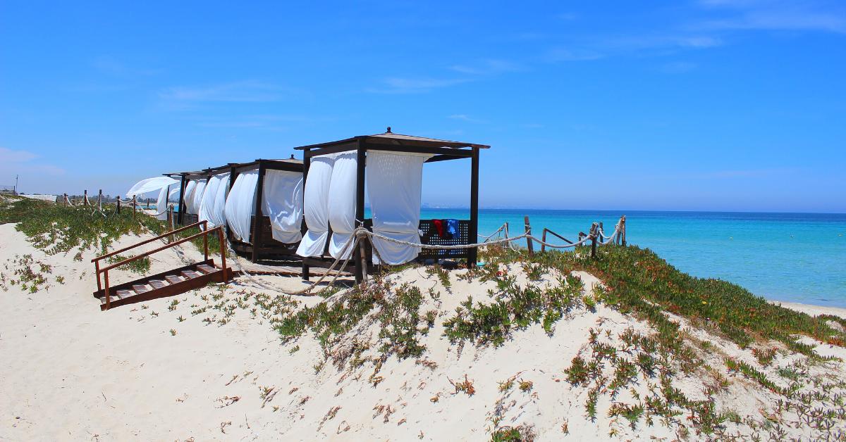 Été en Tunisie: les bonnes adresses pour se baigner